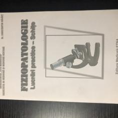 Fiziopatologie - lucrari practice Constantin Balaet