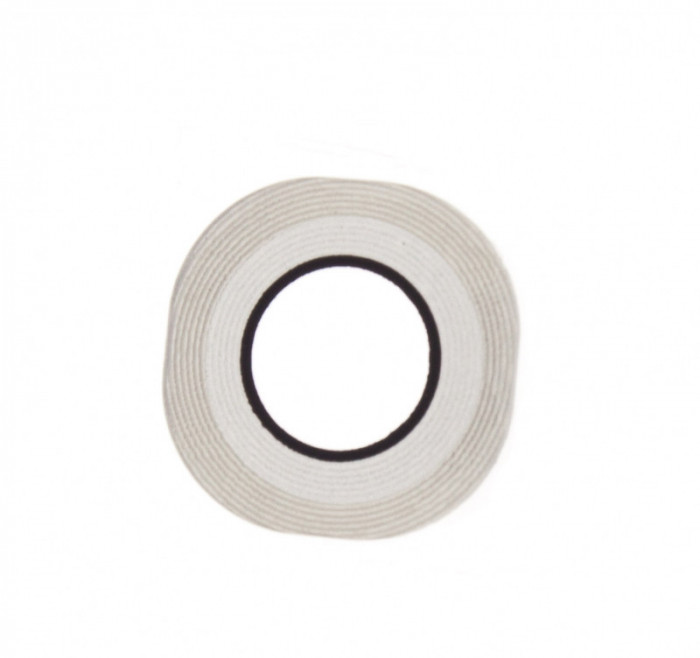 Geam Camera LG G4, White