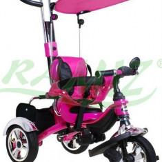 Tricicleta pentru copii SporTrike Air, roz