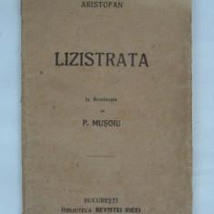 LIZISTRATA - ARISTOFAN