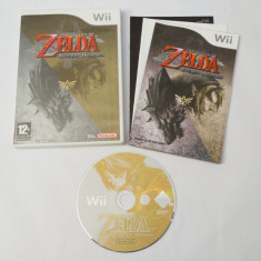 Joc Nintendo Wii - Zelda Twilight Princess