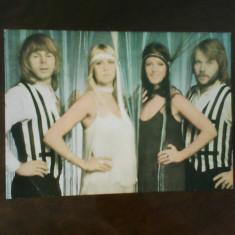 Vedere cu formatia ABBA