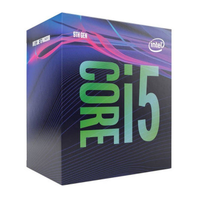 Procesor Intel Core i5-9500 Hexa Core 3.0 GHz Socket 1151 BOX foto