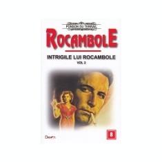 Rocambole, vol. 8 -Intrigile lui Rocambole, vol. 2