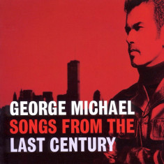 GEORGE MICHAEL Songs From The Last Century (cd)