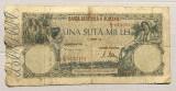 Romania 100000 lei 1946, 21 octombrie