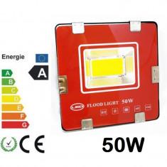 Proiector Plasma LED 50w Echivalent 500 w Exterior Gradina Proiectoare casa 50