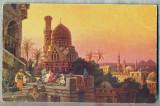 AD 639 C. P. VECHE - F.PERLBERG: ABEND IN KAIRO -EVENING IN CAIRO