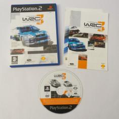 Joc Playstation 2 - PS2 - WRC 3, Actiune, Toate varstele, Single player, Sony