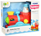 Cumpara ieftin Jucarie de baie Tomy, Trenuletul cu baloane