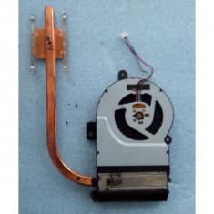 Cooler - ventilator , heatsink - radiator laptop - ASUS X55A
