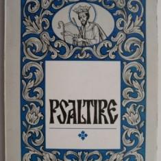 Psaltirea proorocului si imparatului David