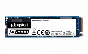 SSD Kingston A2000 500GB PCI Express 3.0 x4 M.2 2280