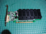 Cumpara ieftin Placa video pci-ex Nvidia geforce 405 /512Mb /dvi+display port/racire pasiva.