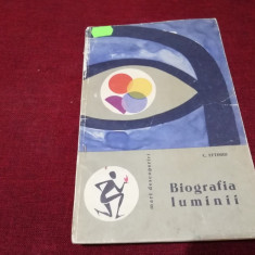 C EFTIMIU - BIOGRAFIA LUMINII