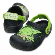 Saboți Copii casual Crocs CC Star Wars Yoda Clog