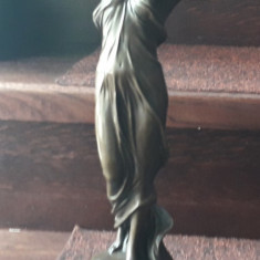 Statueta bronz Art Nouveau