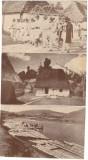 #Z.2299-Romania lot de 6 carti postale necirculate cca. 1936: Folklor