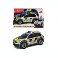 Masina de politie Volkswagen Tiguan R-Line cu sunete si lumini