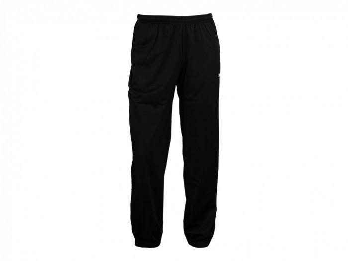 Pantaloni trening barbati Puma Spirit Poly Pants black-white 65363603