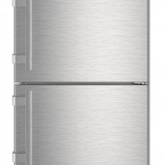 Frigider Liebherr CNef 3715, A+++, BioCool, Congelator NoFrost, 271 L, Argintiu