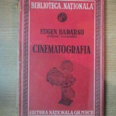 CINEMATOGRAFIA de EUGEN BADARAU, 1942