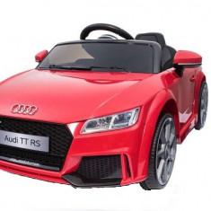 Kinderauto Audi TT RS 2x 30W STANDARD 12V Rosu