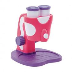 GeoSafari - Primul meu microscop roz