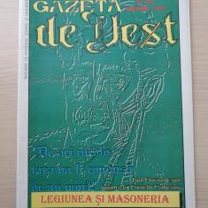 gazeta de vest noiembrie 1994-revista legionara,art. corneliu zelea codreanu