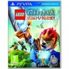 LEGO Legends Of Chima Lavals Journey PS Vita