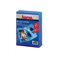 Set carcase transparente Blu-ray, Hama