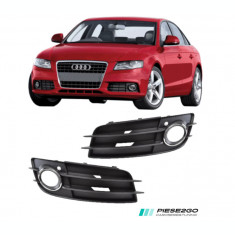 Grila grile bara proiector fata stanga  Audi A4 B8 S-Line 2007|2008|2009|2010