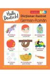 Hallo Deutsch! Dictionar ilustrat - Sam Hutchinson