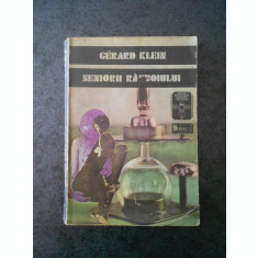 GERARD KLEIN - SENIORII RAZBOIULUI