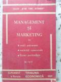 MANAGEMENT SI MARKETING-OVIDIU NICOLESCU