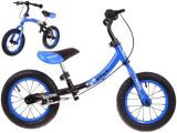 Bicicleta fara pedale cu cadru reversibil Sportrike, albastru