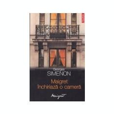 Maigret, vol. 61 -Maigret inchiriaza o camera