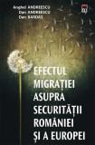 Cumpara ieftin Efectul migrației asupra securității României și a Europei