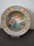 Farfurie de colectie placa perete Heinrich Villeroy&Boch W. Germany 21,5 cm