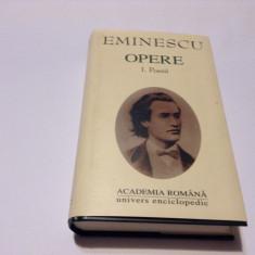 Mihai Eminescu - Opere - POEZII  VOL 1--1999, 2000