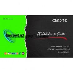 10 Credite DC-Unlocker / HCU Client