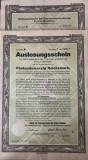 25 Reichsmark titlu de stat Germania 1926