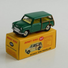 Macheta Morris Mini- Traveler - Dinky Toys