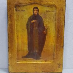 Sf. Mucenita Paraschiva - Icoana Ruseasca