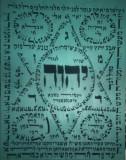 Shiviti-Pictura-Panza-Cabala/Kabala-יהוה-Torah-Ebraica-Iudaism-Evrei-Psalm 67