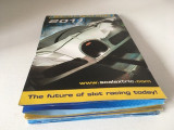 * Pliant Scalextric 2011 Race Ready Sets / Limited Editions