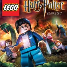 LEGO HARRY POTTER YEARS 5-7 - Nintendo Wii [Second hand], Actiune, 3+, Multiplayer