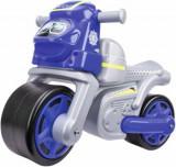 Premergator Big, motocicleta de politie cu roti din cauciuc