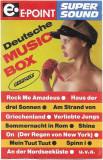 Caseta  Deutsche Music-Box (Gesungen Cover Version), originala