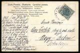 1904 Carte Postala Circulata BUKOWINA Bucovina stampila rara MITOKA-DRAGOMIRNA